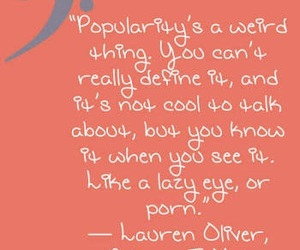 book, beforeifall, and laurenoliver image