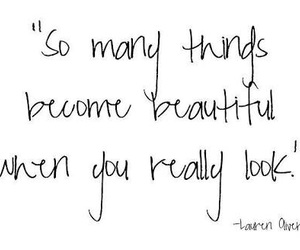 beautiful and quote image