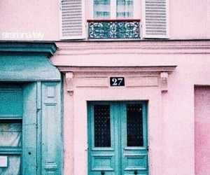 pink, blue, and teal image