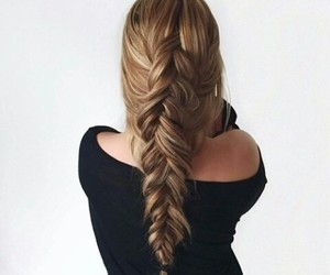 hairstyles fishtail image