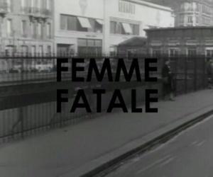 femme fatale image