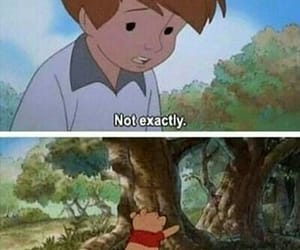 life, funny, and pooh image