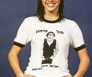 brunette, carrie fisher, and funny image