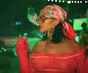rihanna, wild thoughts, and riri image