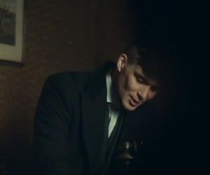 Shelby, tommy, and peakyblinders image