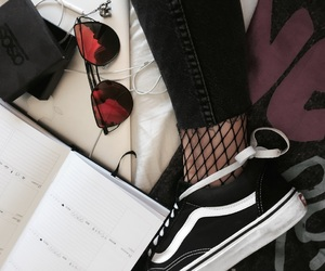 vans, aesthetic, and girls image
