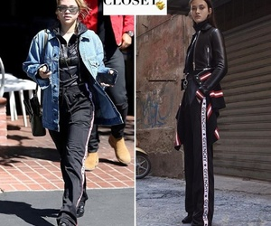 easel, sofia richie, and steal her style image