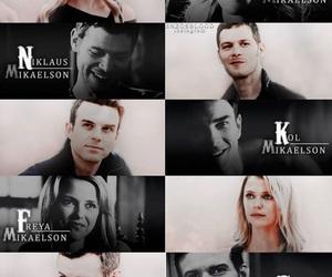 The Originals, rebekah, and klaus image