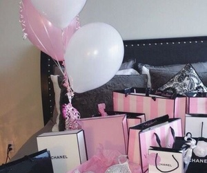 chanel, pink, and Victoria's Secret image