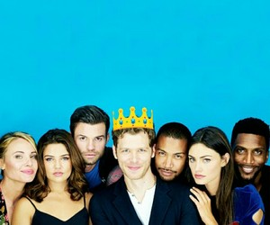 The Originals and vampire image