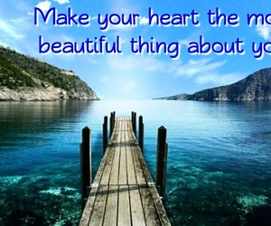 quotes, scenery, and innerbeauty image