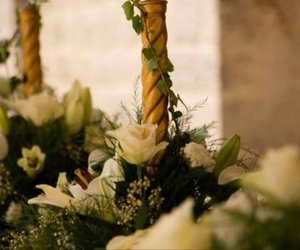 flower arrangement and flowers image
