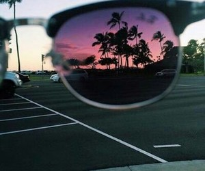 summer, tumblr, and sunglasses image