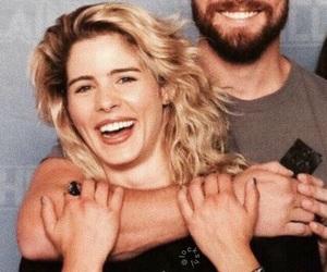arrow, edit, and Felicity image