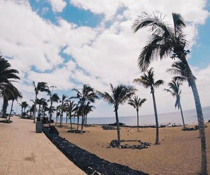 beautiful, travel, and lanzarote image