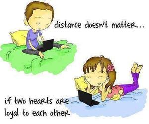 distance, longdistancerelationship, and ldr image