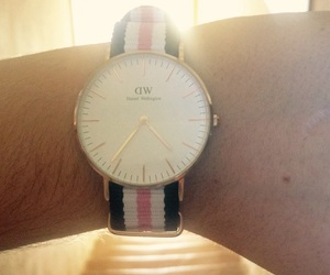 accessoires, dw, and time image