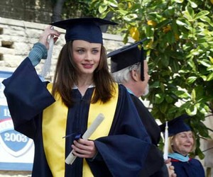 alexis bledel, rory gilmore, and gilmore girls image