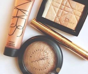 mac, makeup, and dior image