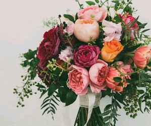 amazing, bouquet, and roses image