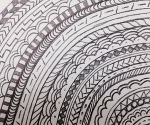 draw, Lazy, and mandala image