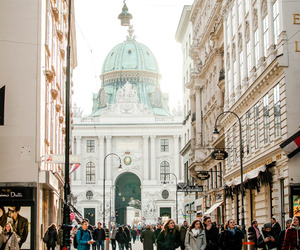 austria, city, and streets image