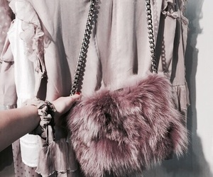 fashion, bag, and pink image