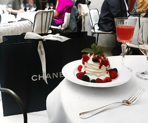 food and chanel image