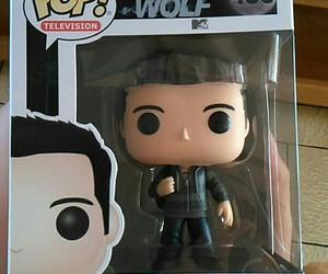 Figure, pop, and teen wolf image