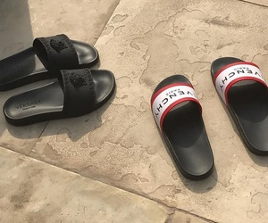 Givenchy, slide, and Versace image