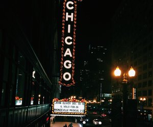 chicago and city image