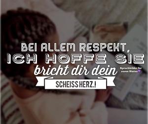 bitch, deutsch, and facebook image