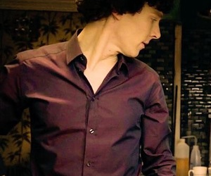 sherlock, benedict cumberbatch, and bbc image