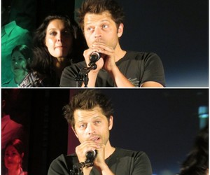 actor, cute, and misha+collins image