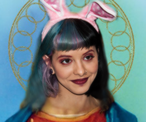bunny, cry baby, and melanie martinez image