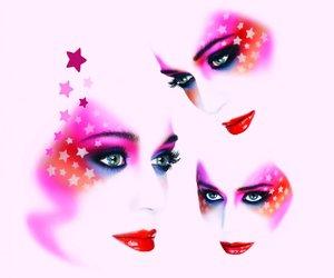 pink, sereia, and katycats image