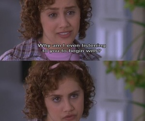 Clueless, brittany murphy, and cher image