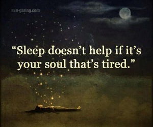 quotes, sleep, and soul image