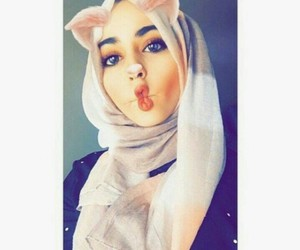 بُنَاتّ and حجاب image