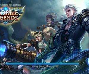 game, alucard, and mobile legend bang bang image