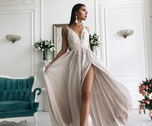 dress, outfit, and luxury image