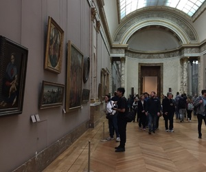 art, museum, and natural image