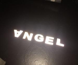 angel and black image