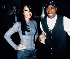 aaliyah and legend image