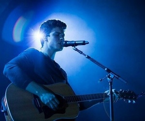 blue and shawn mendes image