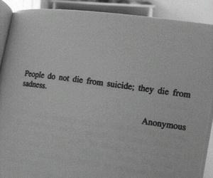gloomy, phrase, and sad image