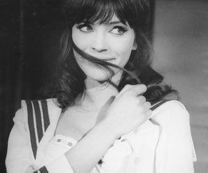 anna karina, 60s, and beautiful image