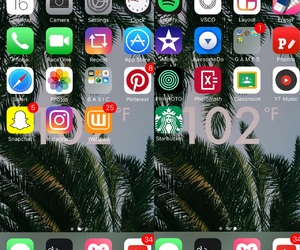 whats on my iphone 6 image