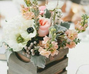 floral, style, and ramo image