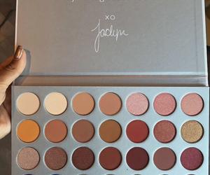 morphe, makeup, and eyeshadows image
